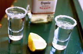 kieliszki tequila